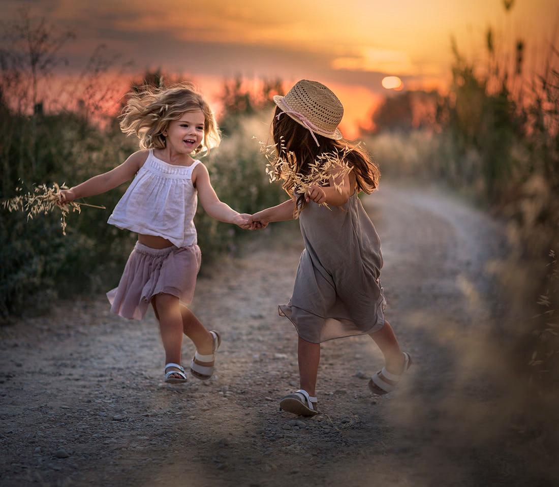 Картинки о детстве радости