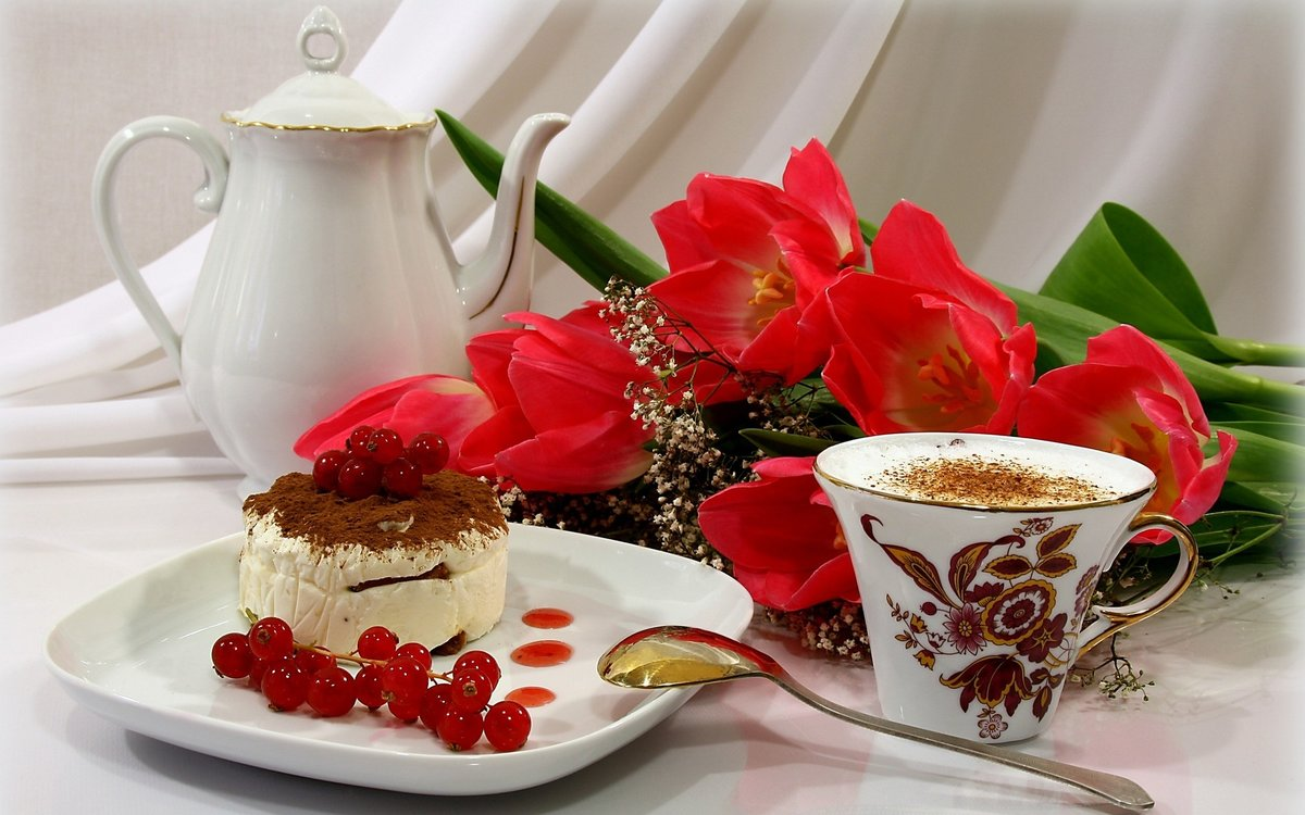 Стулья, романтичные нежные картинки с добрым утром