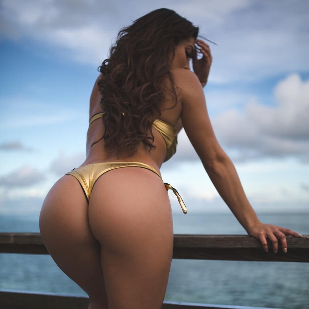 Hispanic women ass