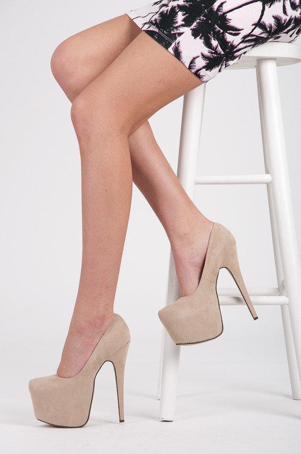 Туфли для секса на высокой шпильке