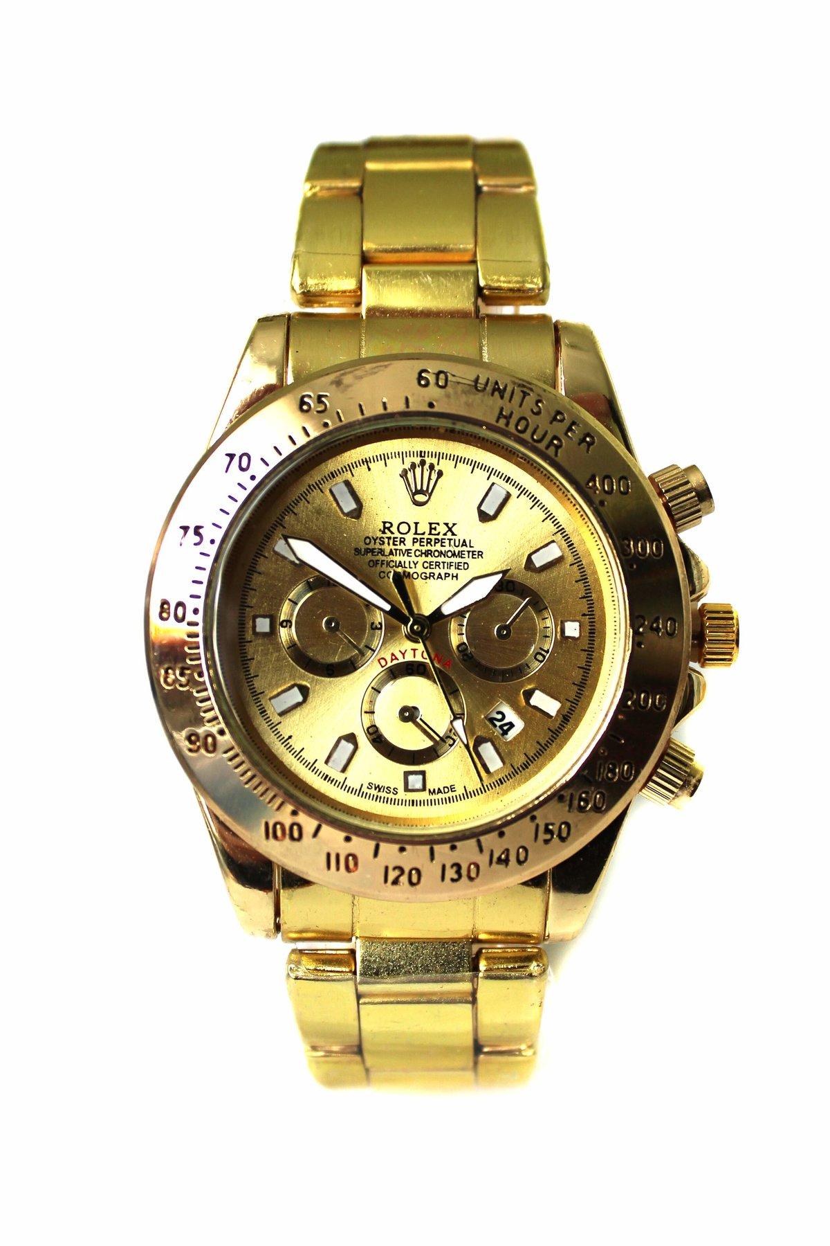 Часы ролекс дайтона сделаны из высококачественной стали и отличаются высокой износостойкостью.