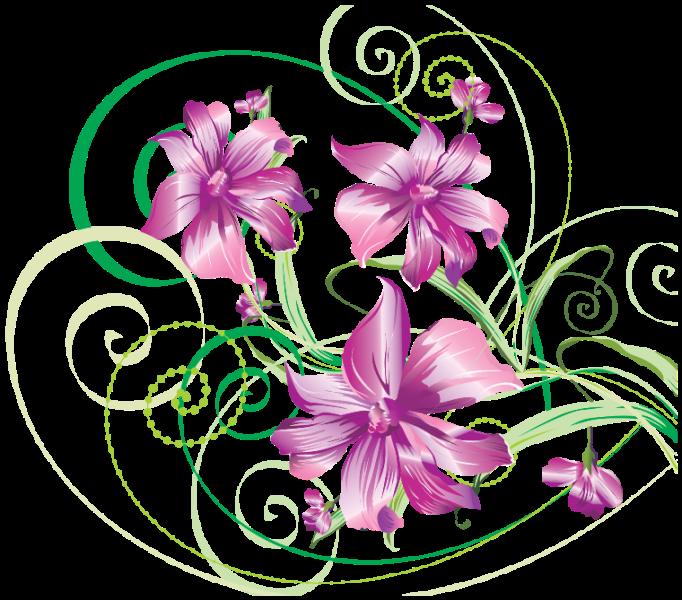 красивые цветы вектор возникшее