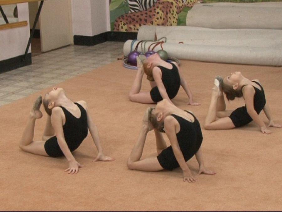 гимнастики для генсеков видео пацану член