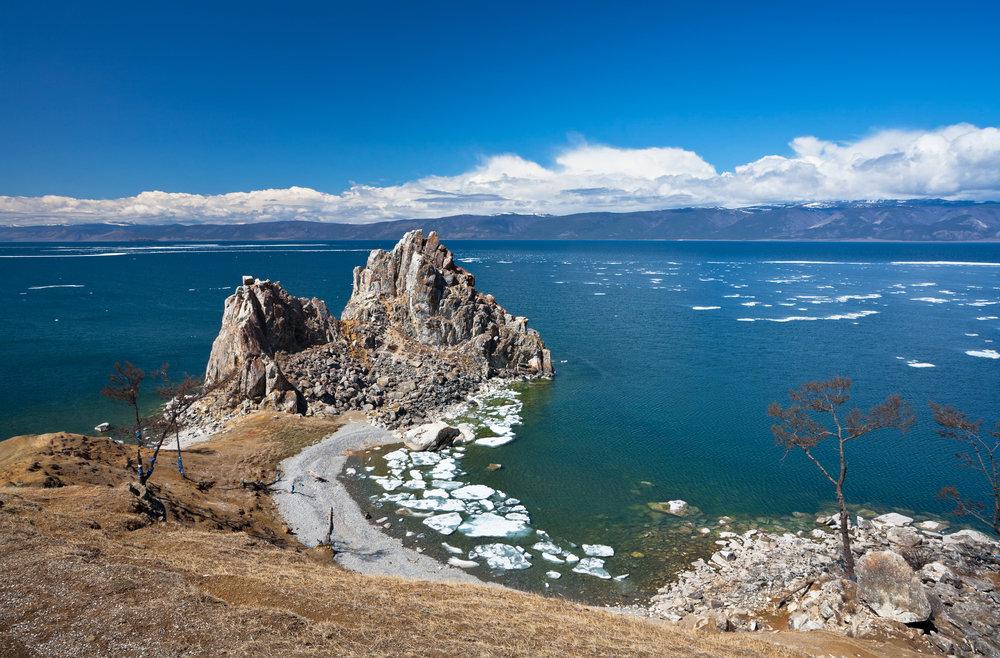 Ольхон большое море фото
