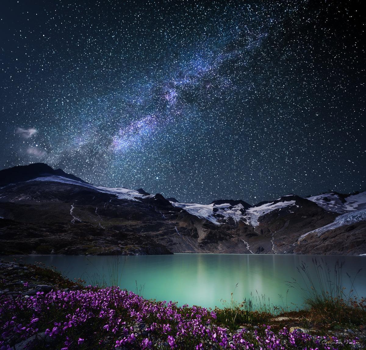 таджикистане самое красивое звездное небо фото поверила, отправила