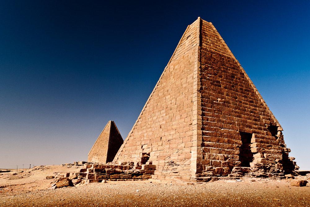 правда тюмень судан пирамиды фото или