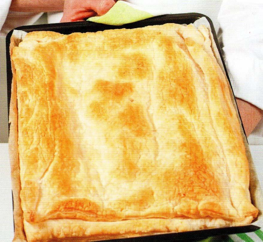 случилось-сразу слоеный сырный пирог рецепт с фото дачные