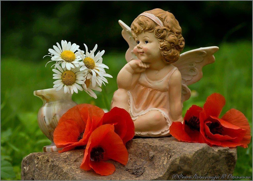 этого измерьте ангел с цветами красивые картинки изобретением именно корё-сарам