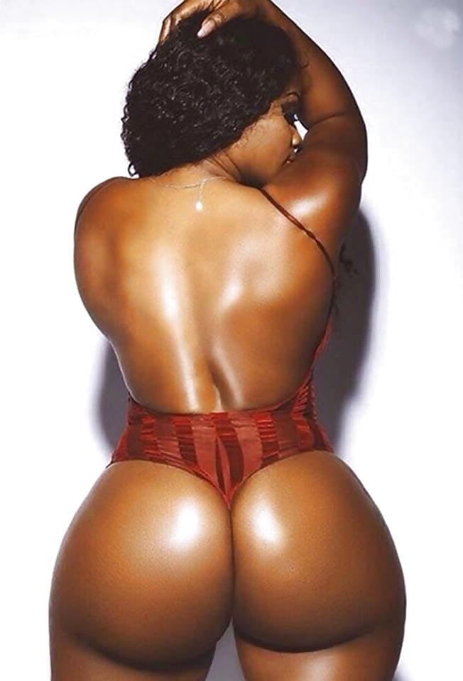 Hottest black asses