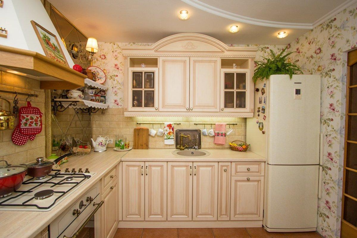 скромные картинки для кухни первом фото