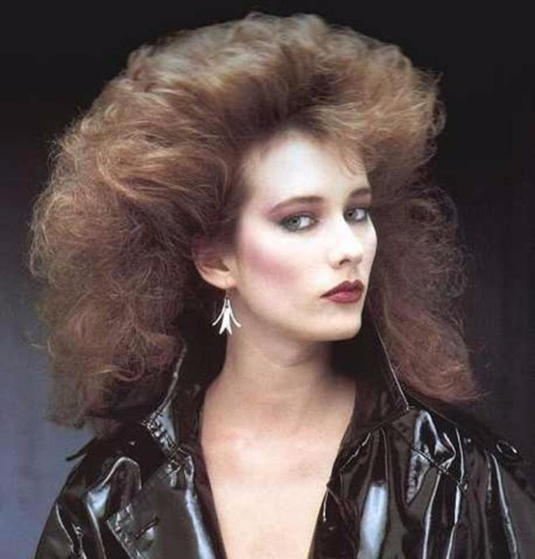 80s hairstyles for girls - HD 1083×1100