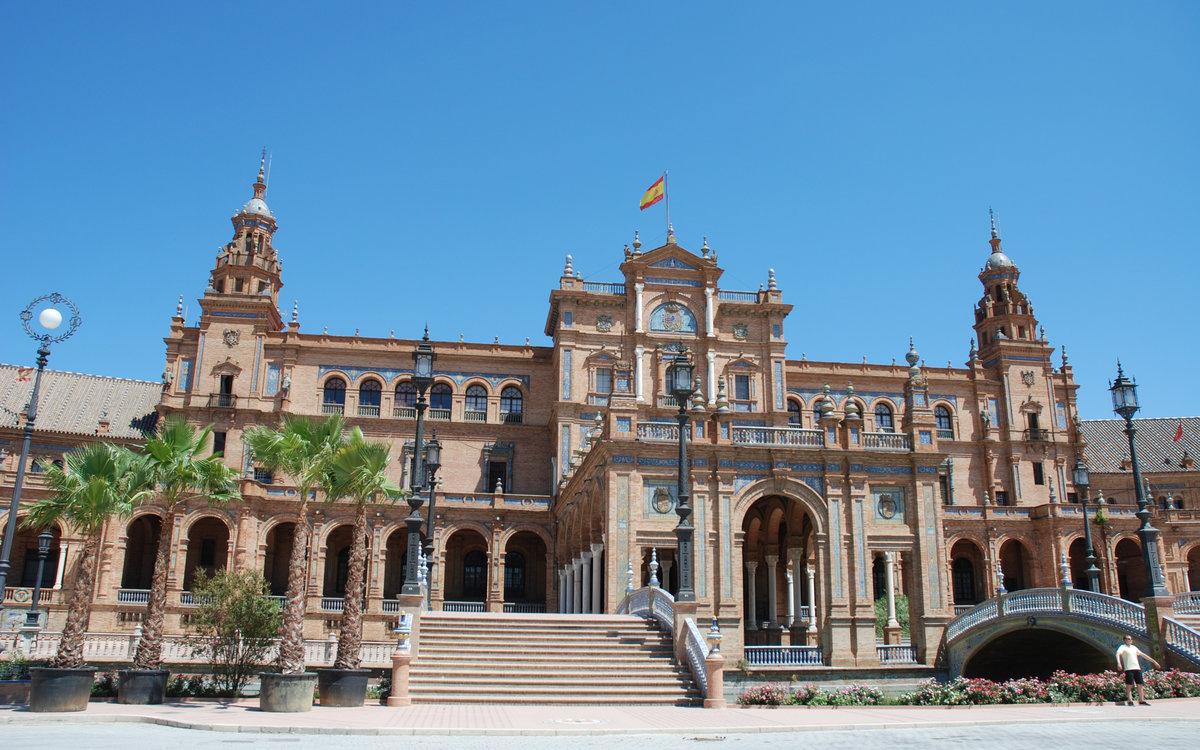 Seville escorted travel