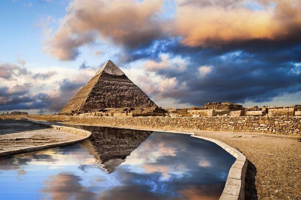 Природа картинки египту