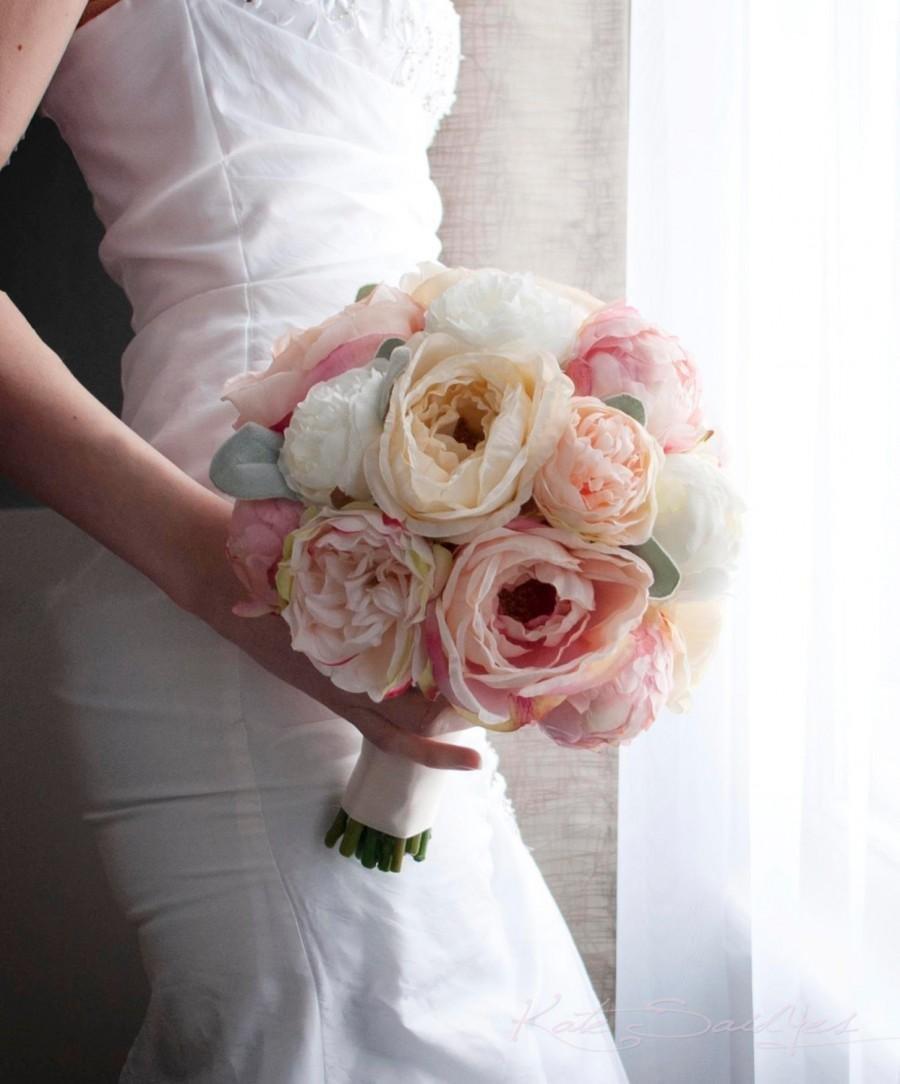 Букет невесты из мини пионовидных роз купить, букеты невесты