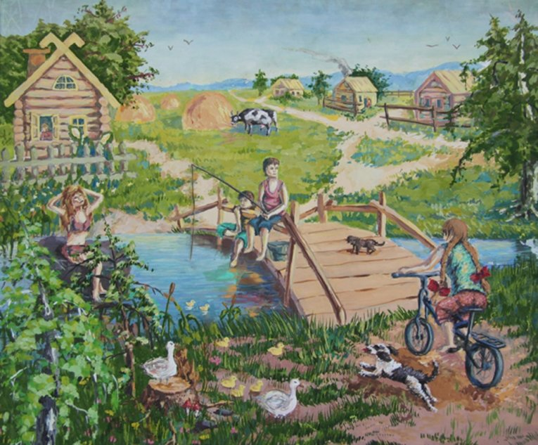 Картинка по теме деревня