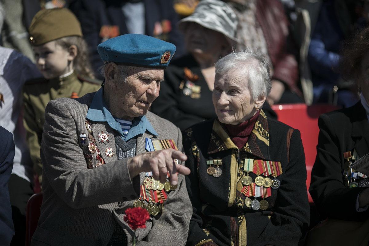 Фото и описание ветеранов вов