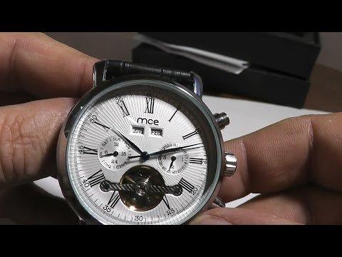 Наручные часы Forsining смотреть на Ютуб видео бесплатно http   tvooh.ga  1dcaff054d8