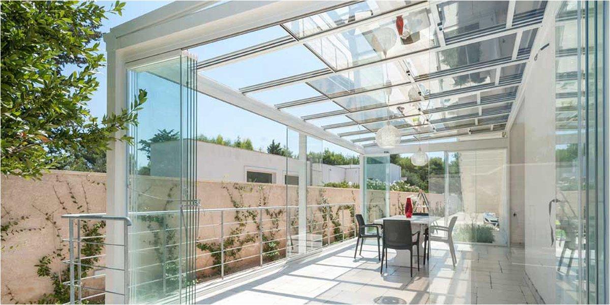 безопасный прозрачные террасы пристроенные к дому фото концу