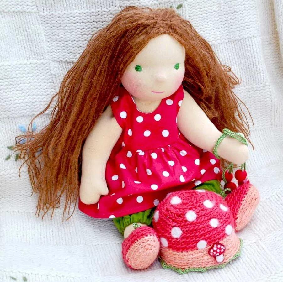 Вальдорфские куклы своими руками в картинках