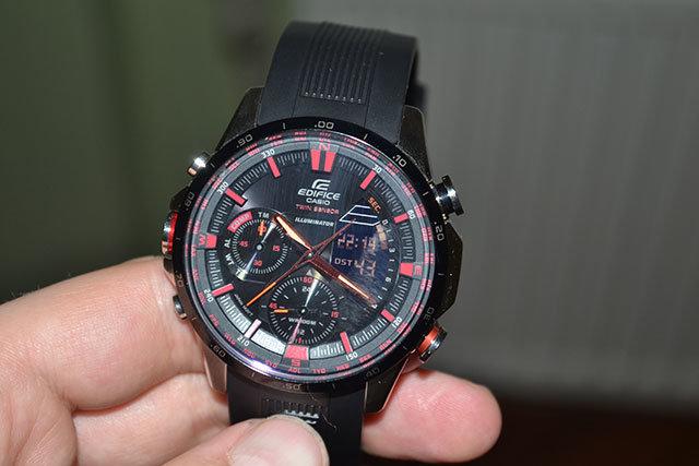 Casio Edifice (Касио) ERA-200DB-1A9 мужские наручные часы - купить в ... e490193fde7