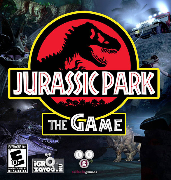 Jurassic Park Ebook