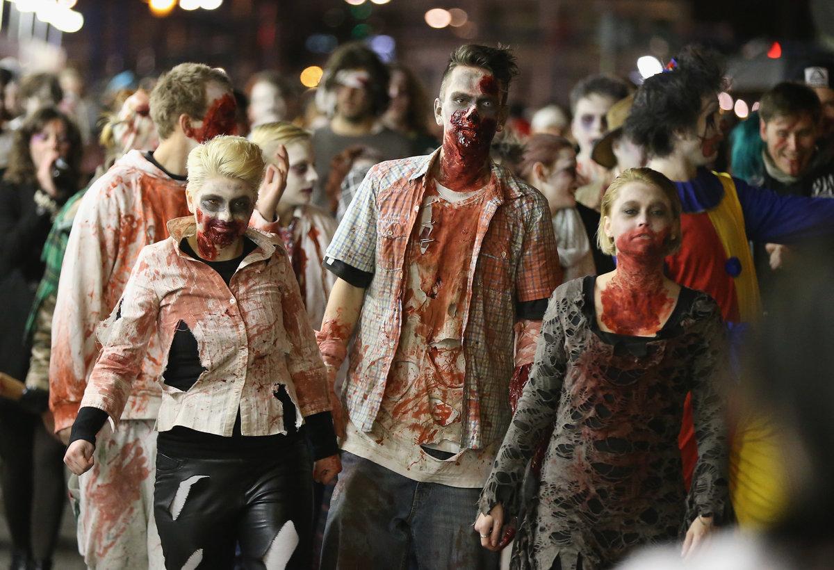 человек против зомби картинки разделе представлены
