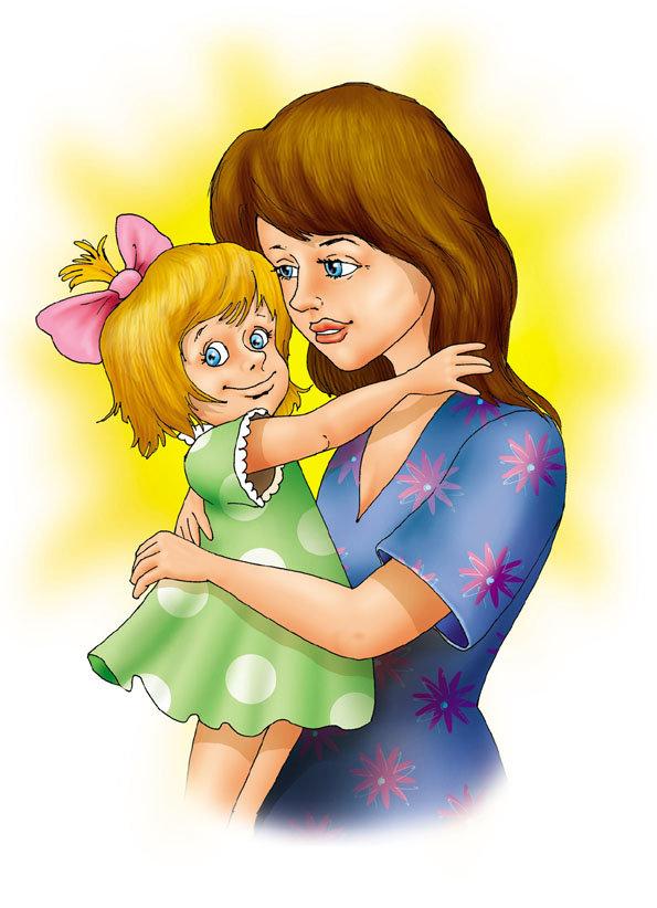 Картинка рисунок для мамы