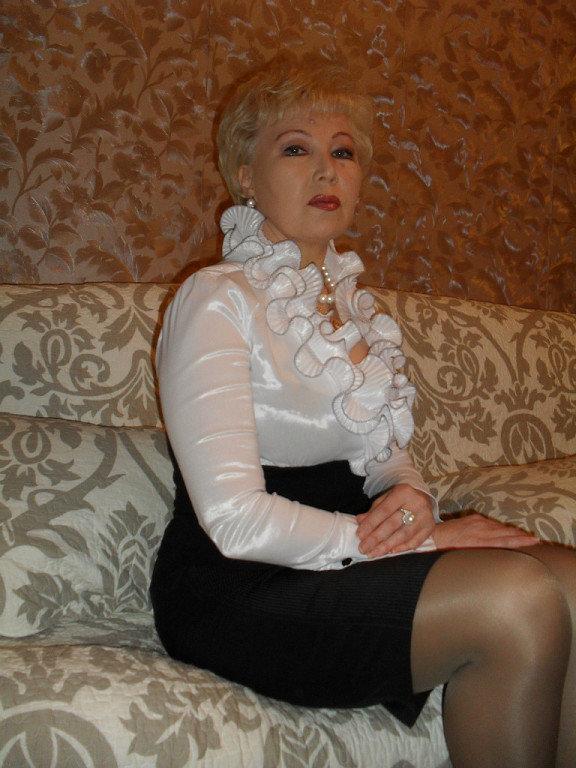Женщины бальзаковского возраста любительское фото — img 12
