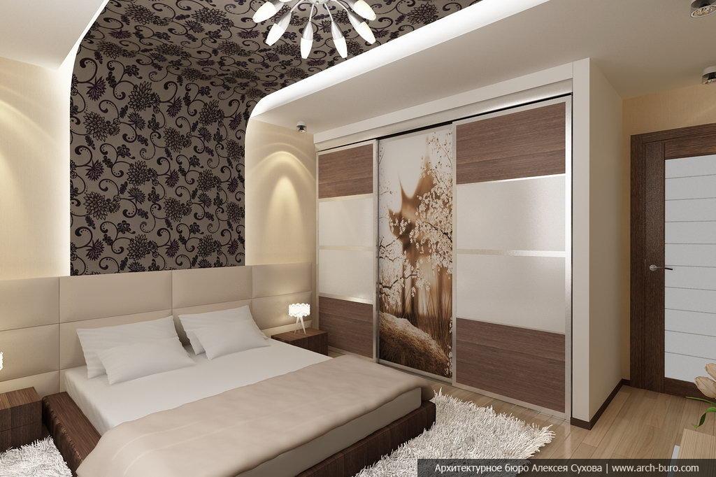 дизайн спальни с балконом фото современный стиль спальня в
