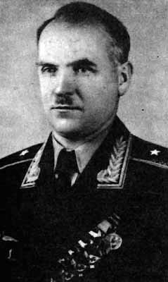 Генерал-майора авиации В. П. Конокотин