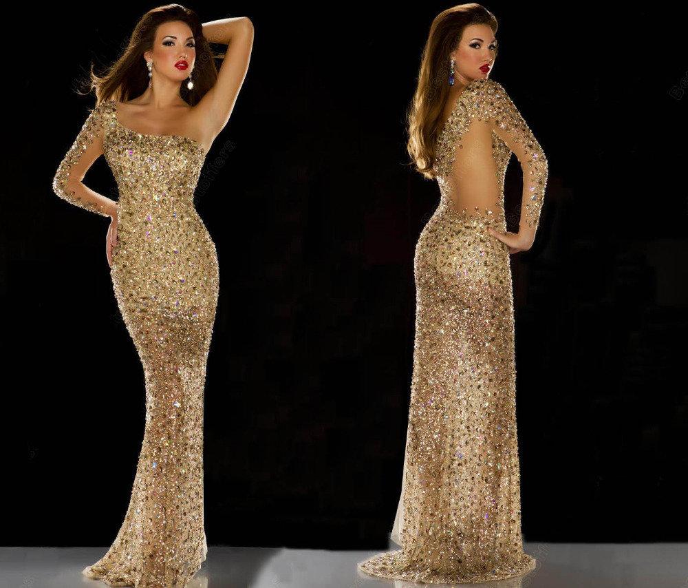 ангиом золотистое платье в пол фото можно увидеть групповых