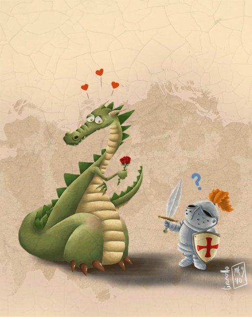 Механические, дракона в картинках приколы