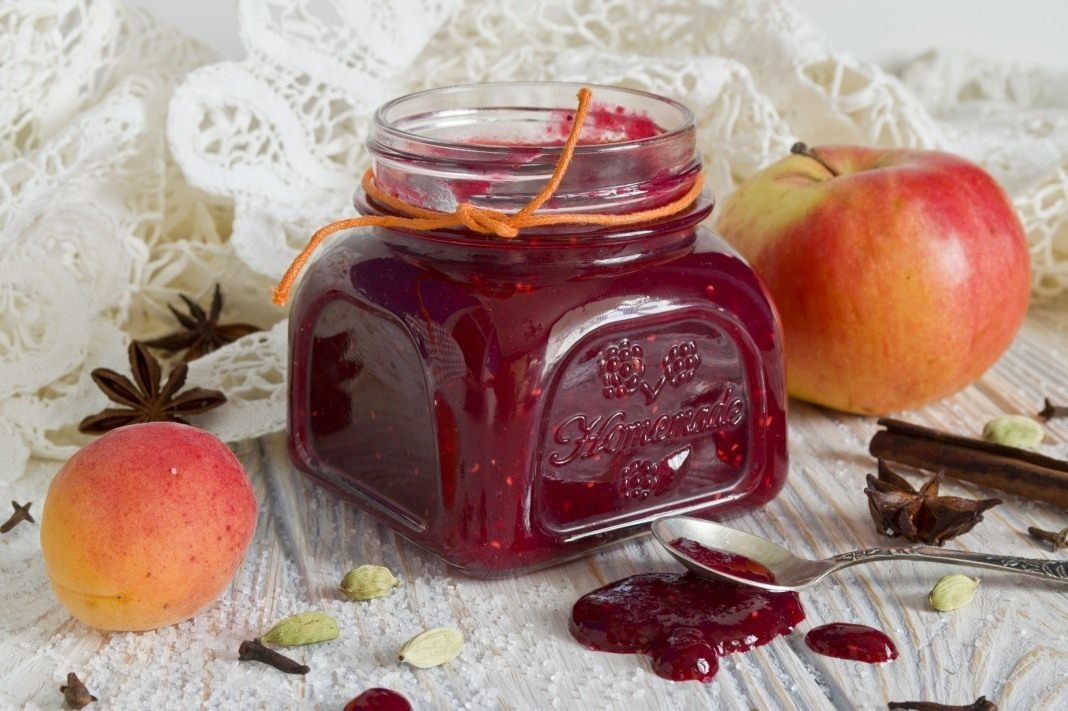 Рисунки и фото фруктовых джем