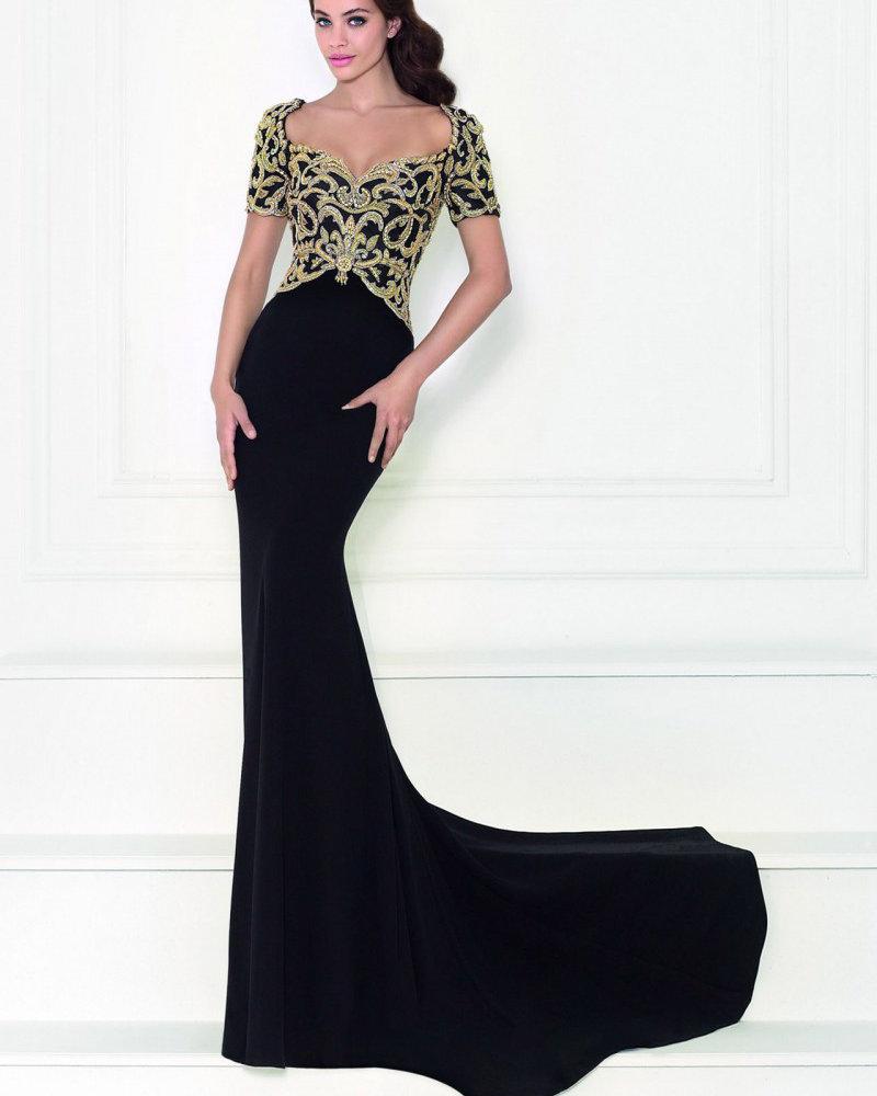 f20c73220ed Черное кружево и золотые платья выпускного вечера Черное кружево и золотые  платья выпускного вечера