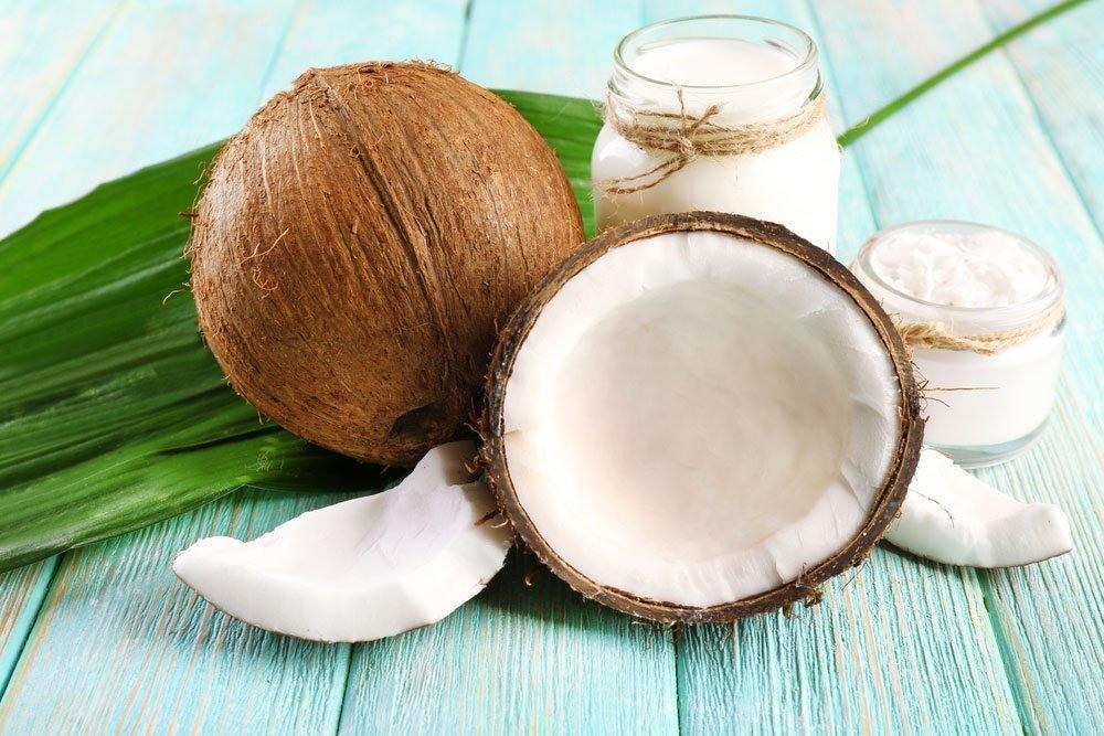 композиции кокосовое масло красивая картинка так все