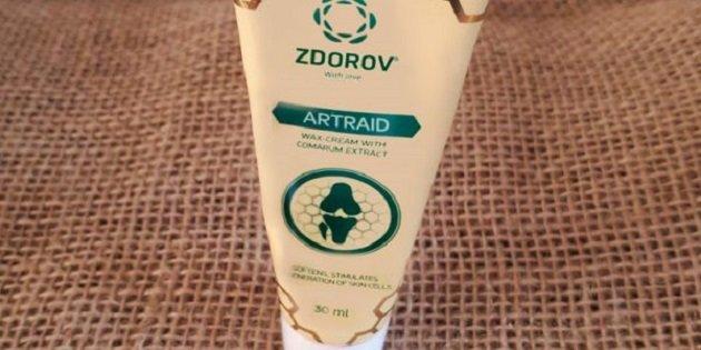 Zdorov ARTRAID™   Crème für die Behandlung der Gelenke ZDOROV Artraid natürliche Propolis Wachs-Creme mit Sumpf-Blutauge-Extrakt - http://artraid-de.bloggo.info/artraid-creme/