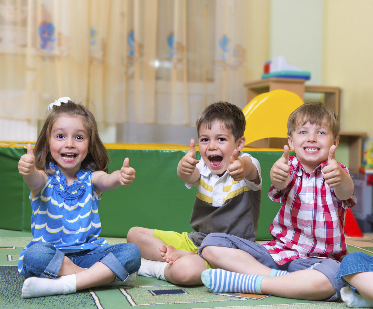 Фото и картинки детей в детском саду, старинных
