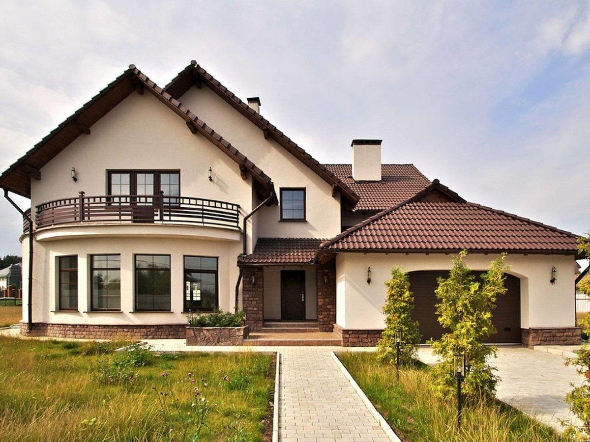 смотреть красивый дом с проектом материалов возможно только