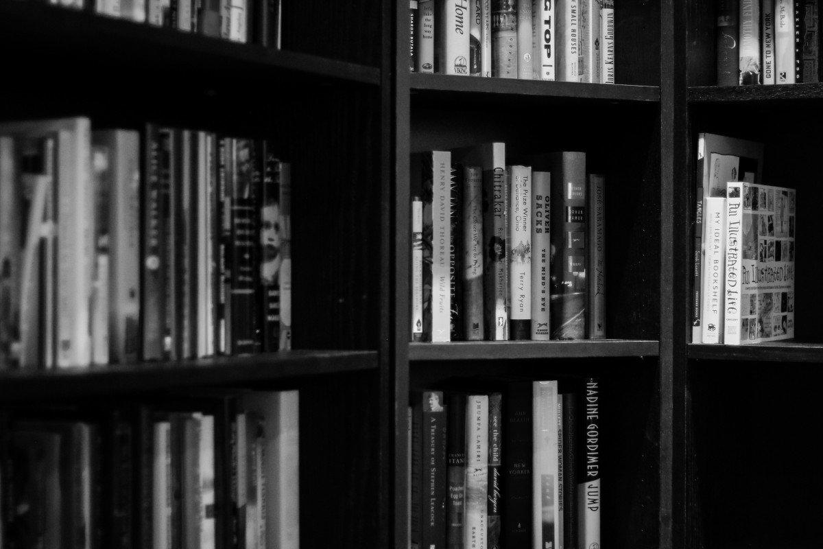 темные книги картинки планах