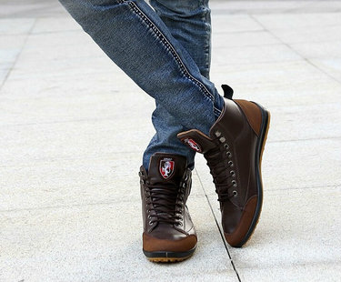 aea62e2e0 Современные мужские туфли на шнуровке» — карточка пользователя Дарья ...