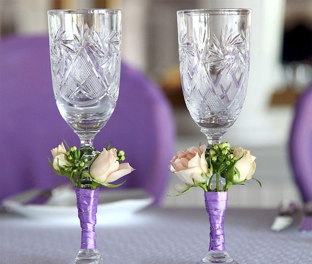 Свадебный бокал украсить картинки