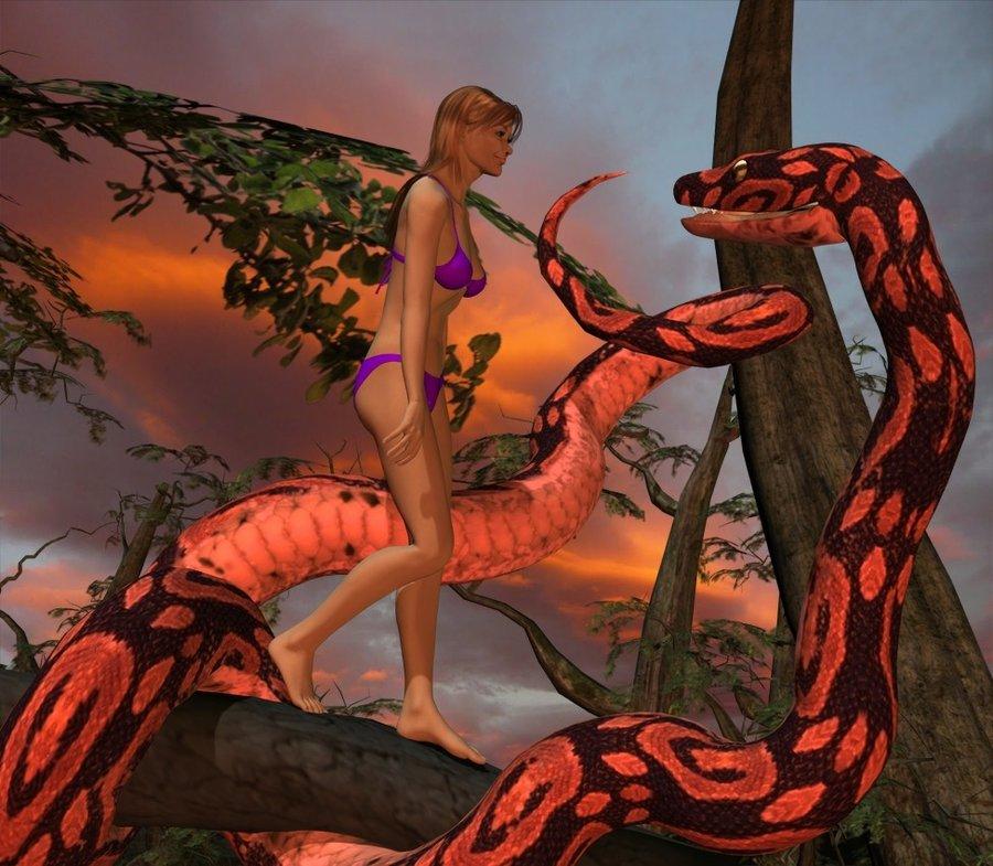 Kaa Meets Girls Bing Images - Wallpaperzen org