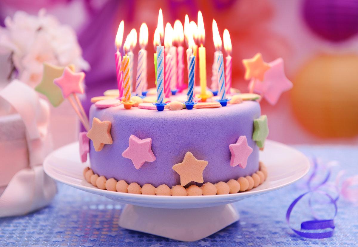 Новым годом, открытки с тортом с днем рождения девушке
