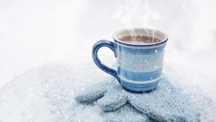 Доброе утро картинки маме зимние, день