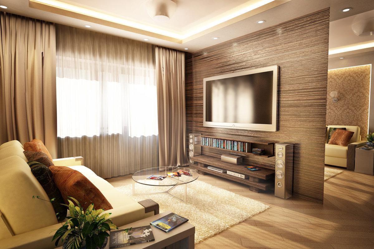 факт простой дизайн гостиной в картинках эти