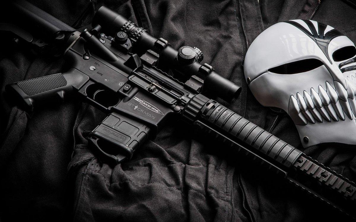 Крутые картинки оружие на рабочий стол, марта