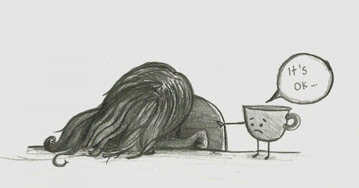 Картинка смешная хочу спать