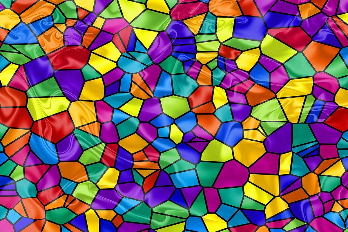 Разноцветные картинки