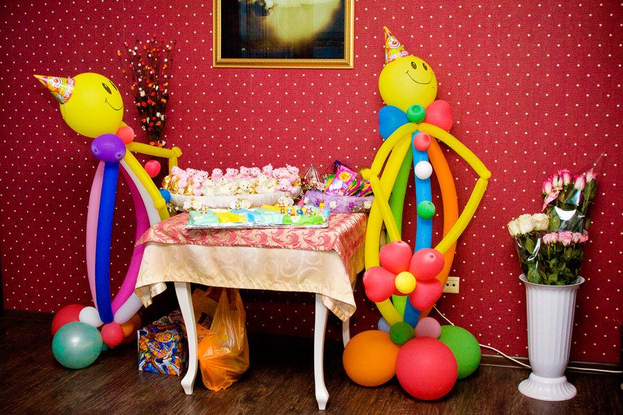 День рождения ребенка 2 года дома идеи для домашнего праздника