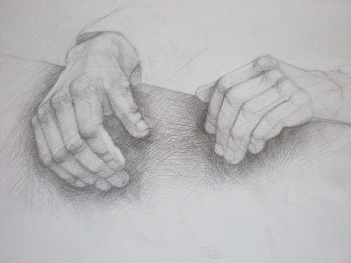 Днем, картинки нарисованные от руки